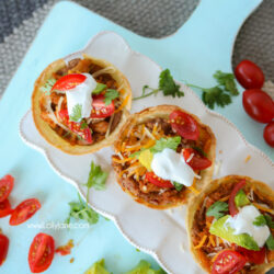 easy taco cups recipe
