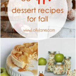 35 apple dessert recipes for fall