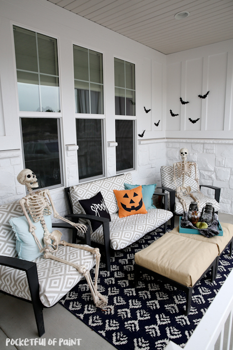 Fun Halloween decorating ideas!