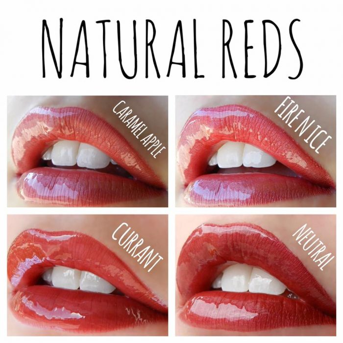 Lipsense red lipstain | Lolly Lips - LipSense Color Chart