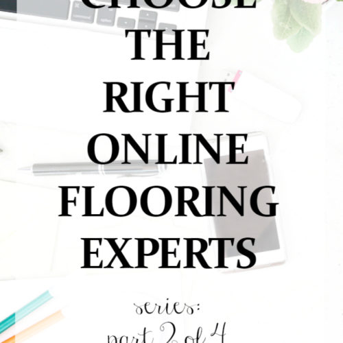 buying flooring online | part 2