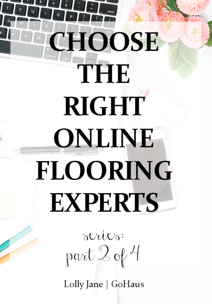 buying flooring online | part 2