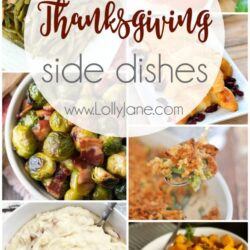 21 Thanksgiving Side Dishes