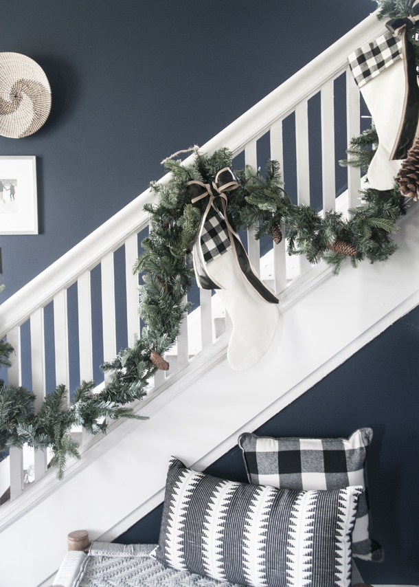 buffalo check christmas decor ideas lolly jane