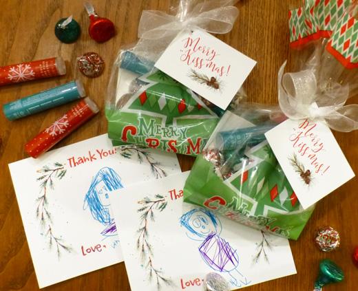 Cute Teacher Christmas Gift ideas!