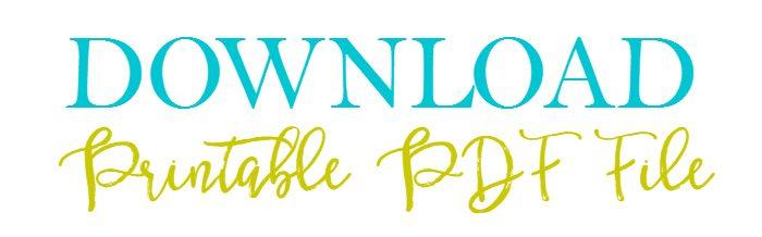 Download Printable PDF file: Kids Reward Tickets!