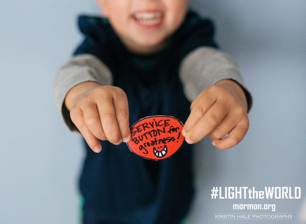 free printable kids reward tickets #LightTheWorld
