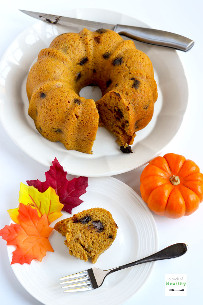 Instant Pot Dessert Recipes - bundt cake
