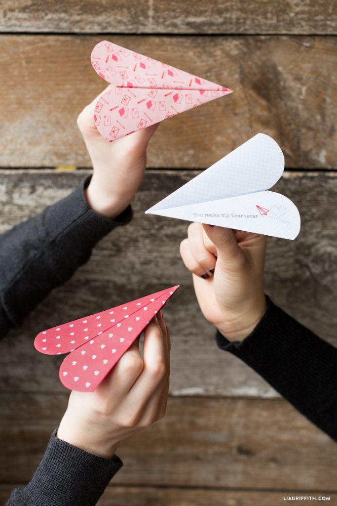 Easy Kids Valentines Crafts