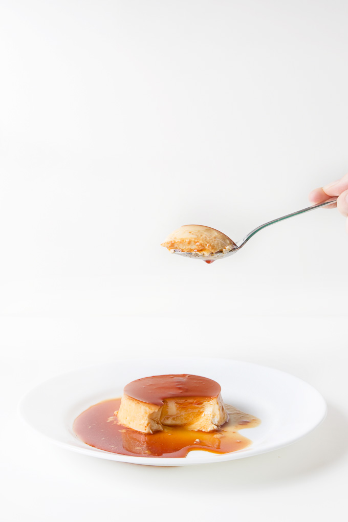Instant Pot Dessert Recipes - pressure cooker flan