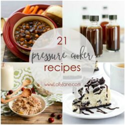 21 Pressure Cooker Recipes
