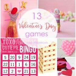13 Valentine's Day Games