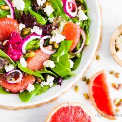 Citrus Pistachio Salad
