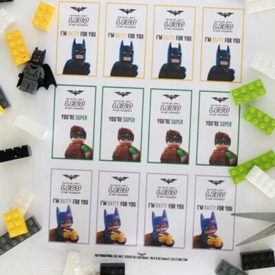 LEGO Batman Valentines