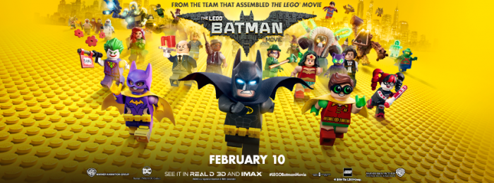 LEGO Batman Movie... snag these FREE Printable Valentine's to pass out!