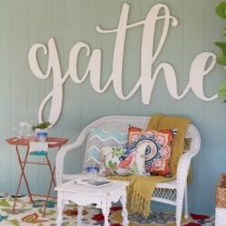affordable porch patio decor