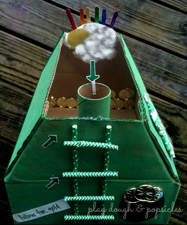 15 St Patrick S Day Leprechaun Trap Ideas