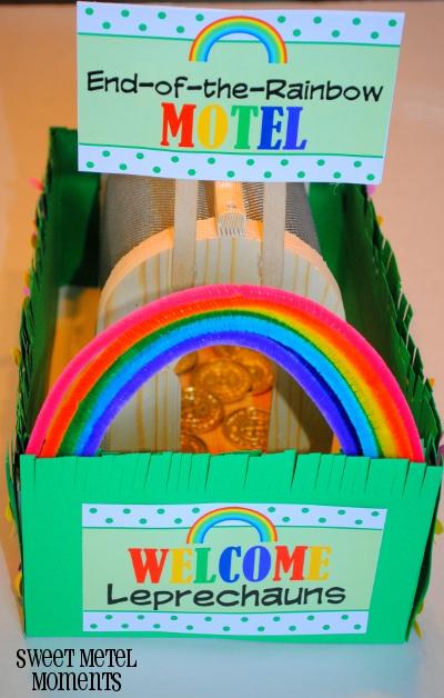 St. Patrick Crafts for Kids: 13 Leprechaun Trap Ideas