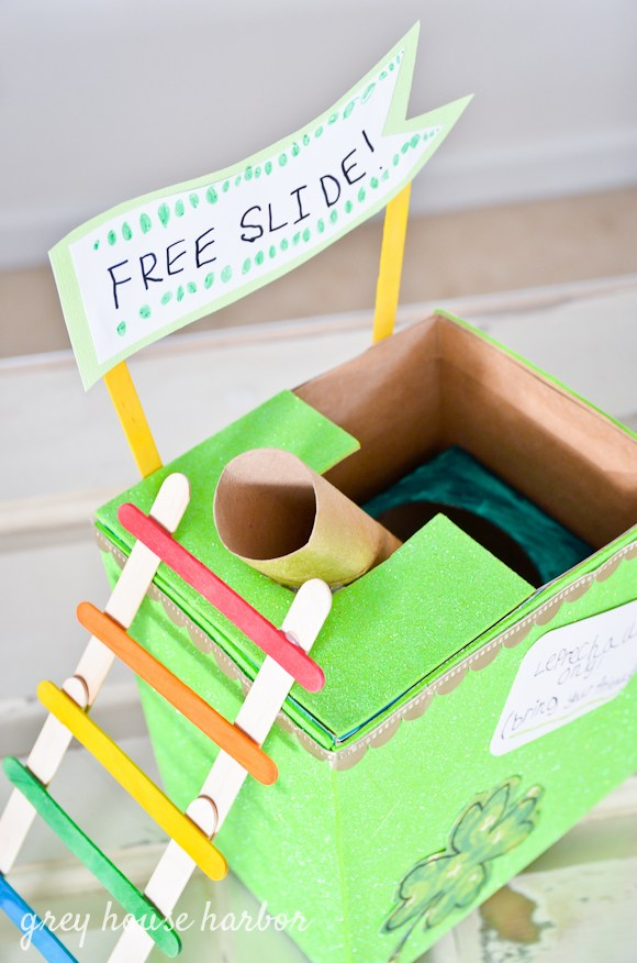 St. Patrick Crafts for Kids: 13 Leprechaun Trap Ideas