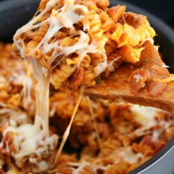 One Pot Pizza Pasta with Lagostina