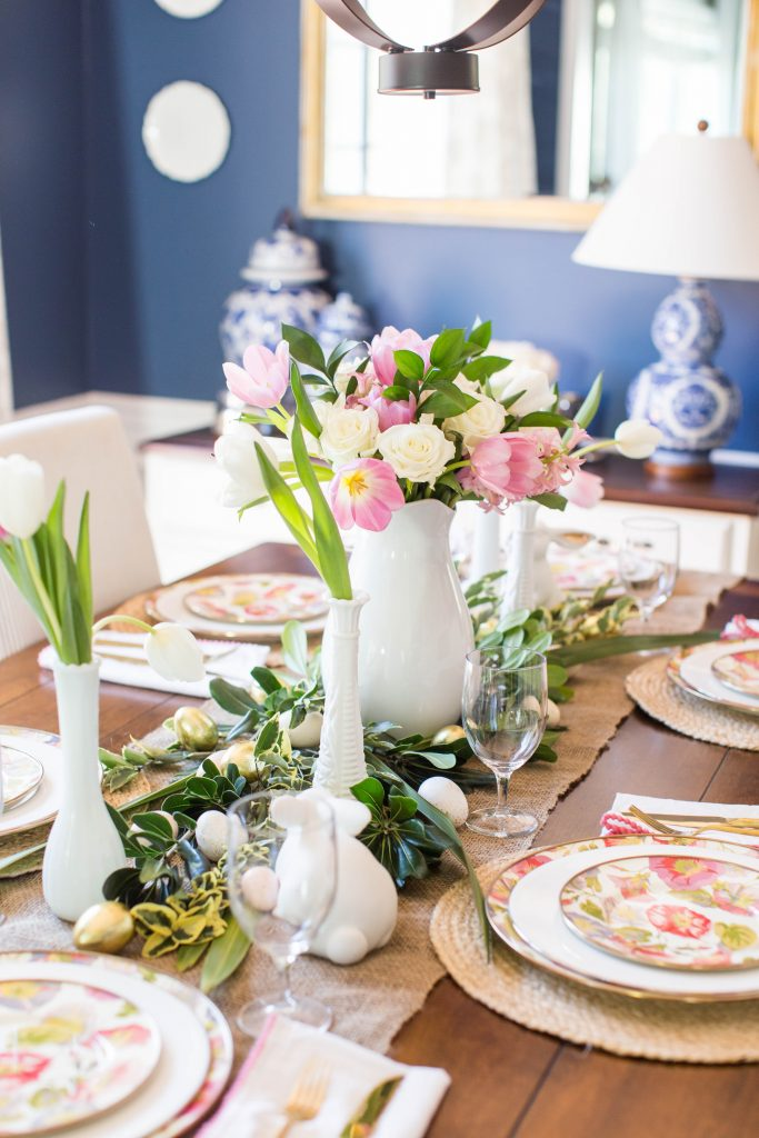 9 Easter Tablescape Ideas Lolly Jane