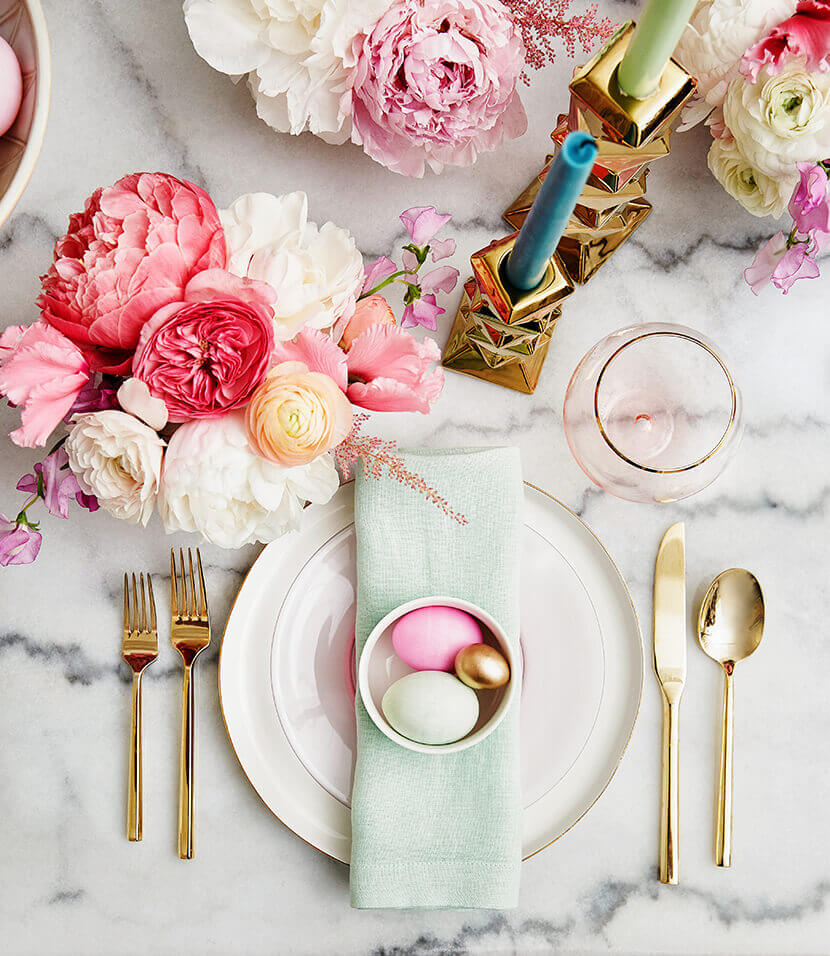 Prettiest Easter Tablescape Ideas to Inspire You
