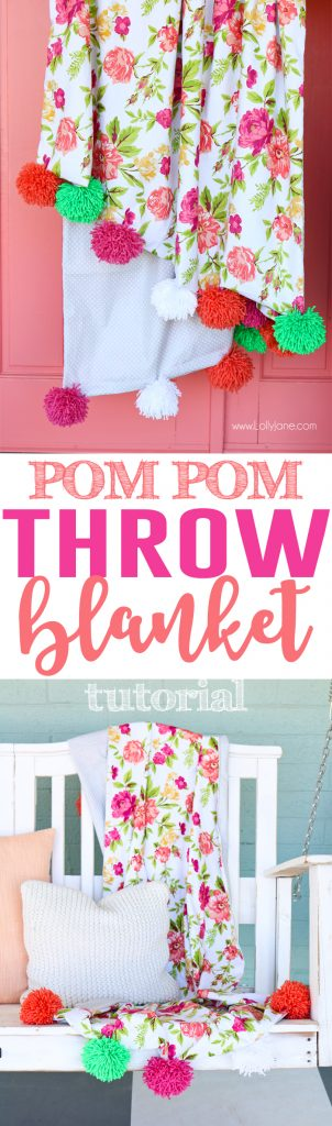 diy-pom-pom-polka-tutorial-dot-floral-throw-blanket