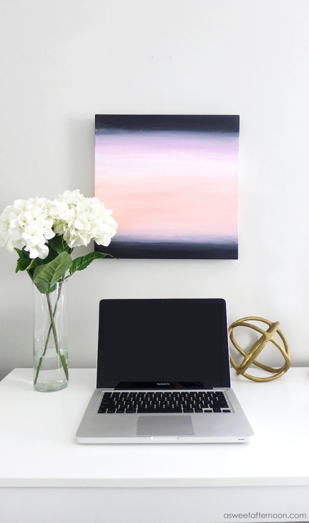 13 Creative Diy Abstract Wall Art Projects Lolly Jane