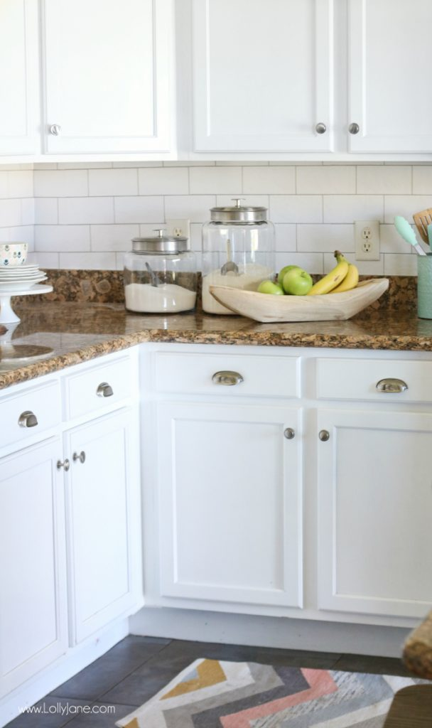 How To Do Kitchen Backsplash Subway Tile