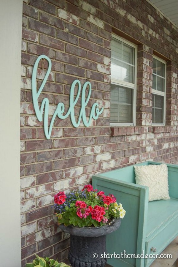 11 Spring Front Porches Lolly Jane