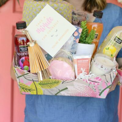 cute basket of sunshine ideas with printable tag