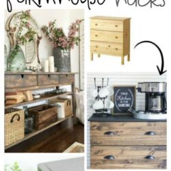 13 Fabulous Farmhouse Style Hacks