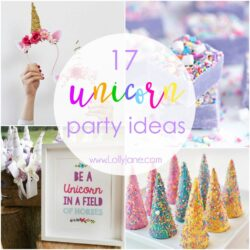 17 unicorn party ideas