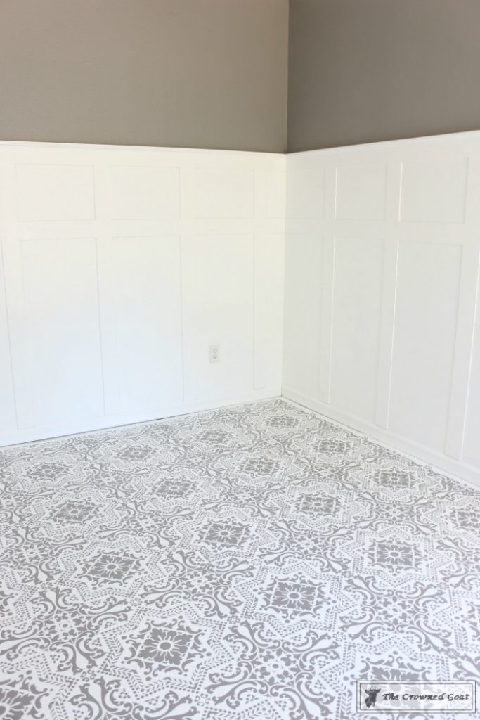 13 Diy Stenciled Floor Projects Lolly Jane