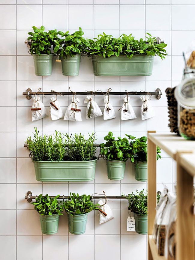 9 stunning wall planters easy decor ideas lolly jane - Wall hanging ideas for bedrooms ...