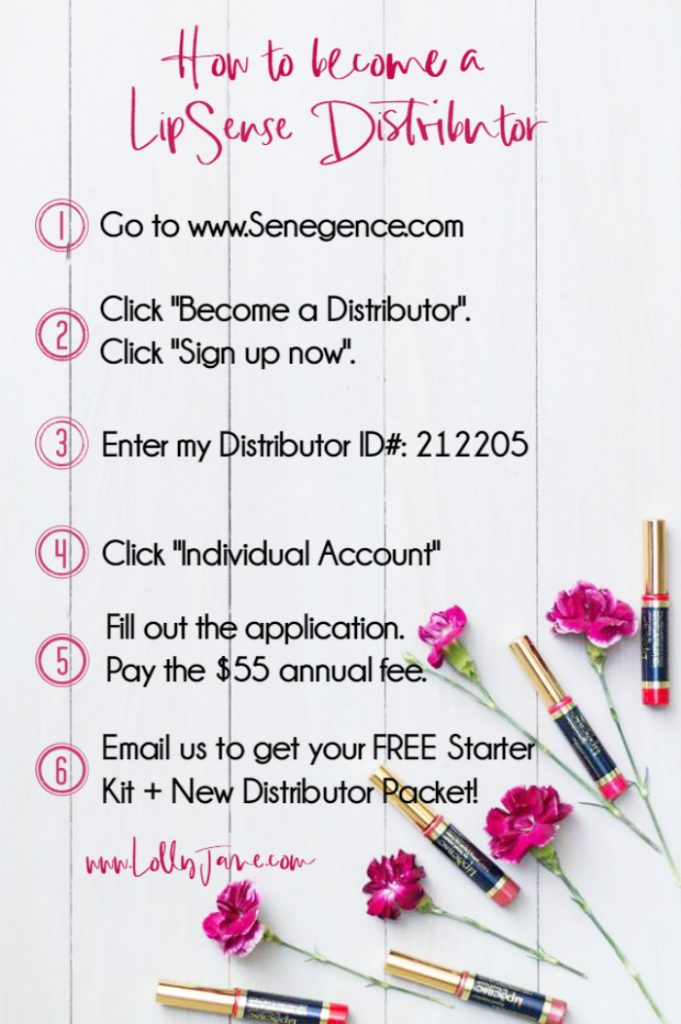 Real life as a SeneGence distributor. What it's like to be a LipSense distributor, behind the scenes, daily tasks, is it worth it, bonus information and more! How to become a LipSense distributor! Distributor#: 212205