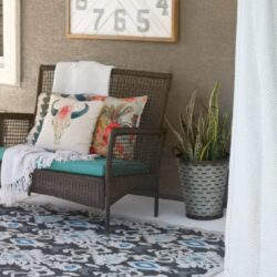 painted concrete patio tutorial