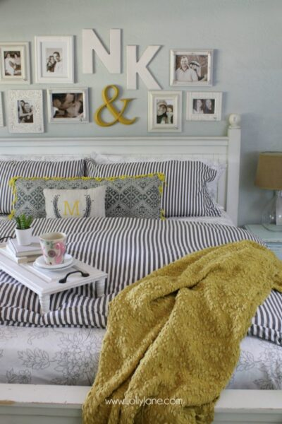 IntelliBED mattress review   Check out this cute master bedroom complete with an IntelliBED mattress! Such cozy masterbedroom decor. Love this mattress with Gel Matrix technology for healthy sleep, good posture support and pressure point relief!