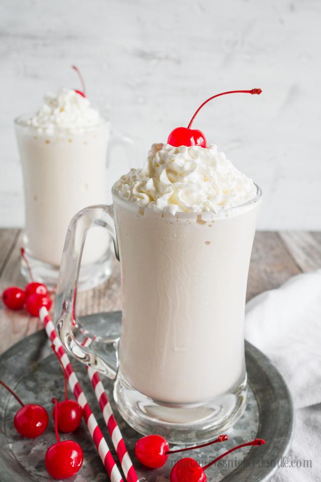 Summer Cherry Coke Shake to help keep you cool!