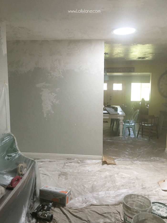 Check out this house remodel: raising ceilings, installing solar tubes, adding pendants, lots of ideas for an efficient home!