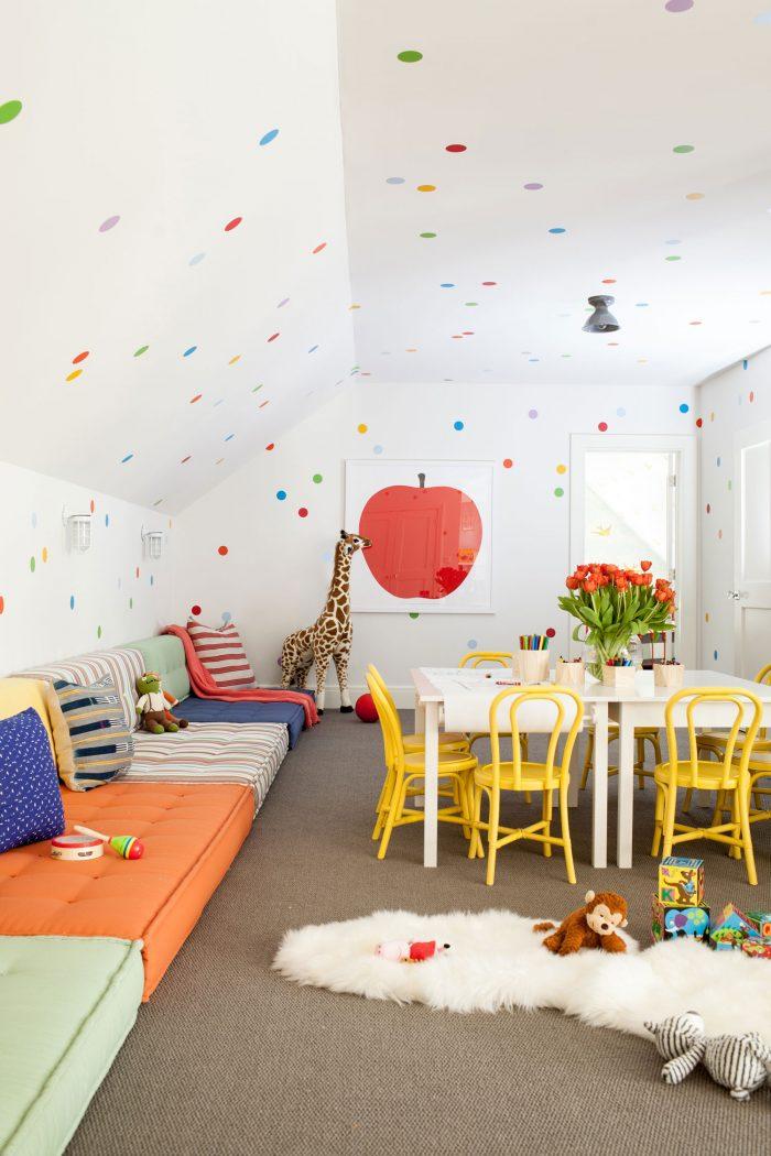 Creative & Fun Kids Playroom Ideas