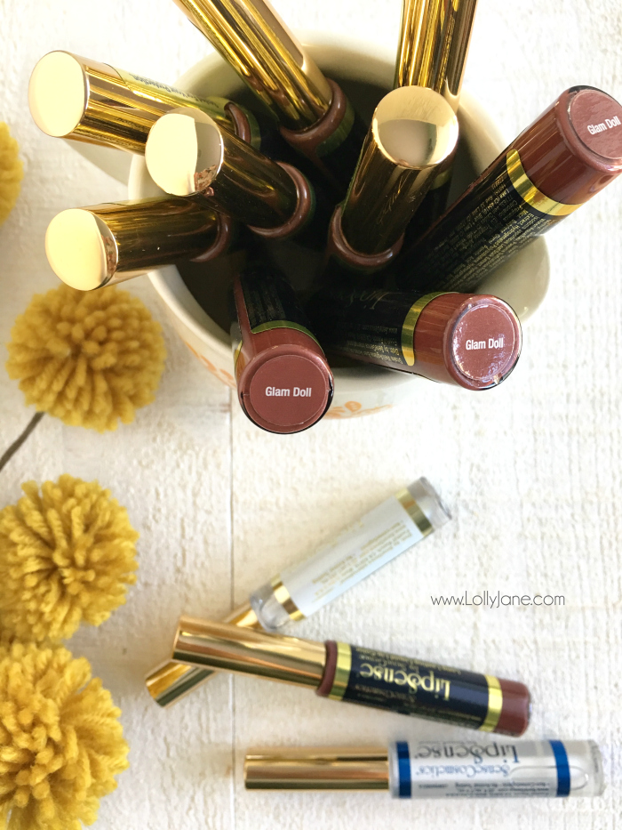 Glam Doll LipSense | Such a pretty Senegence lipcolor! Love this new release, limited edition Glam Doll lipcolor!