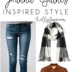 Love Joanna Gaines simple style! We've gathered 16 pieces of clothing and accessories to match everyone's favorite interior designer! Dress like Joanna: classy and farmhouse chic!