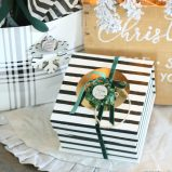 metal charm gift tag tutorial