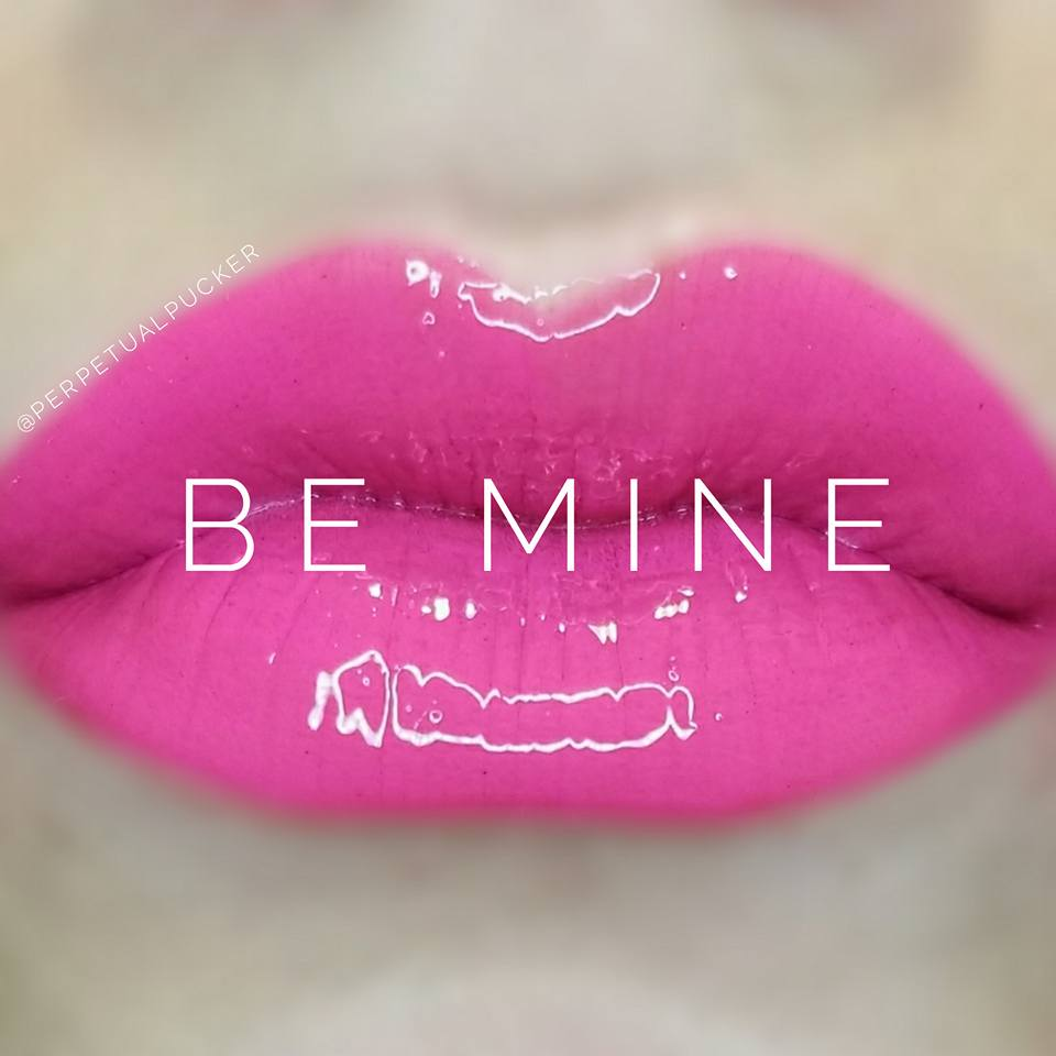 be mine lipsense limited edition - Lolly Jane
