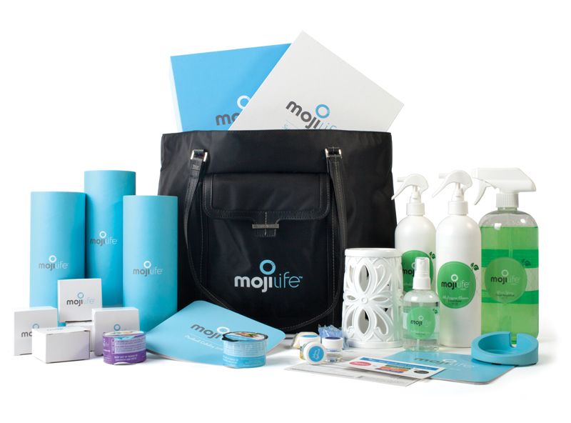 Elite MojiLife Distributor Kit | Join our AirMoji team for the best air freshener on the market with a fun business opportunity too! Be a boss babe, work from home, set your own hours!