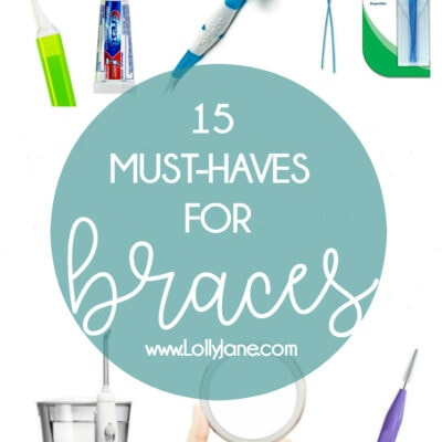 Braces Survival Kit | 15 Must-Haves for Braces