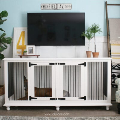 Doggie Den Dog Kennel Furniture