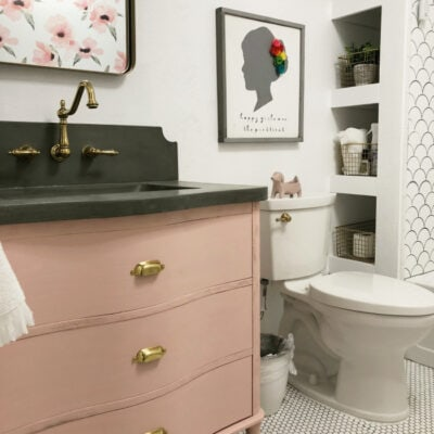 best paint colors for a small bathroom | Behr Paint Color Trends
