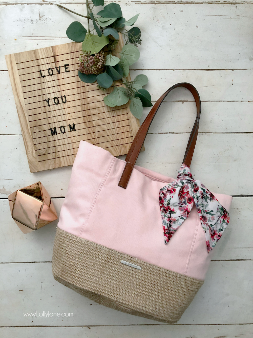 Easy Mothers Day Gift Ideas! Love this letterboard, tote, or candle... I would love one! ;)